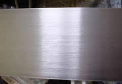 Фото 1 Лист алюминиевый АДО рифленый купить недорого 318813