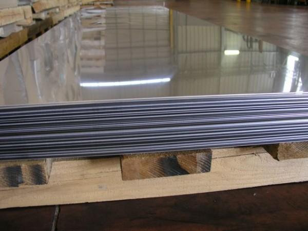 Лист алюминиевый 1х1200х3000 АД1Н