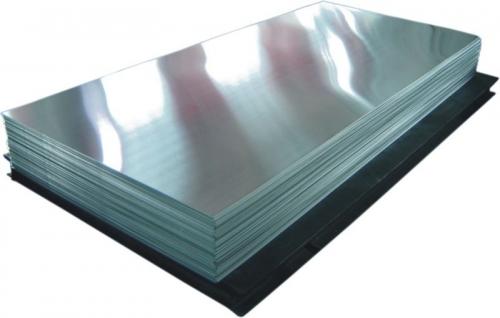 Лист алюминиевый 2 мм алюминий Д16АТ дюраль