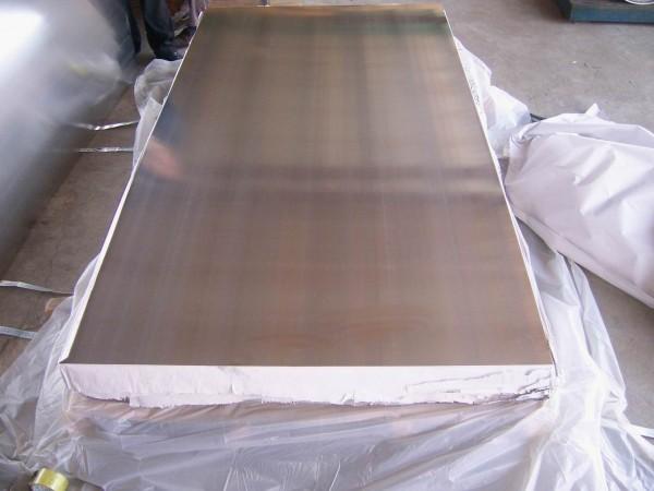 Лист алюминиевый 3,0 мм АД0Н2, 1050 Н24. 1250х2500мм. Производство Польша, Китай.