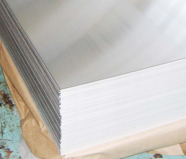 Лист алюмінієвий А6Н 0,8х1200х3000 мм, 50кг