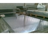 Фото  1 Лист алюминиевый АМГ5 Н 1х1000х2000 мм аналог ( 2185110