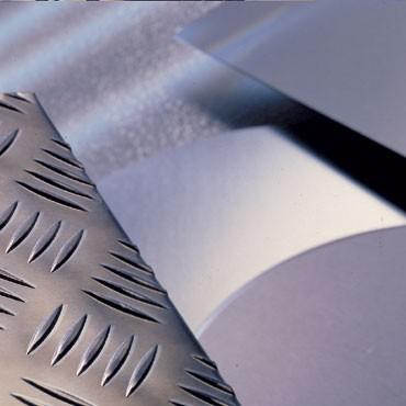 Лист алюмінієвий рифленый 1,5 мм мм АД0Н2 , 1050 Н24 1500х3000мм . Виробництво Турция