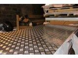 Фото  1 Лист алюминиевый рифленый АД0 (1050) 5.0х1250х2500мм 2202916