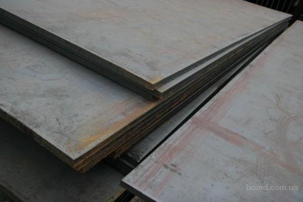 Лист горячекатаный лист г/к 2,0 мм, 1250*2500мм, ст.3сп/пс