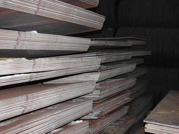 Лист конструкционный г/к 20 мм сталь 10ХСНД