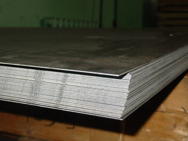 Лист конструкционный г/к 25 мм сталь 30ХГСА