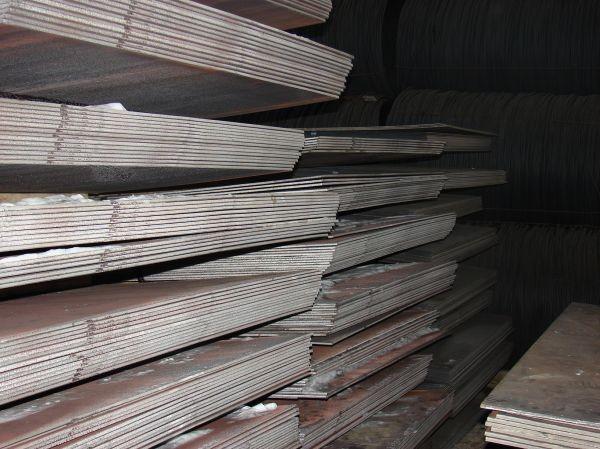 Лист конструкционный г/к 8 мм сталь 10ХСНД