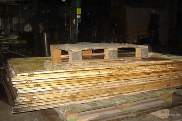 Лист магниевый(плита) сталь МА2-1, МЛ2 толщ. 52 мм