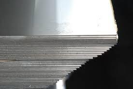 Лист нержавеющий 1мм 1х1000х2000мм матовый 2В пищевой AISI 304 коррозионно-стойкий
