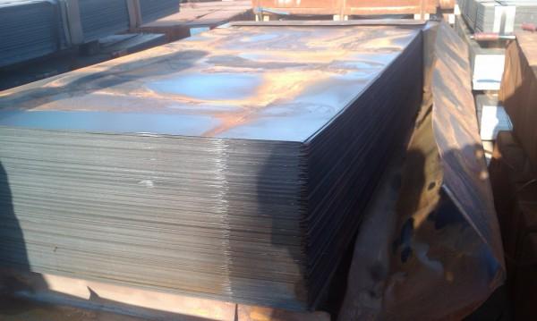 Лист металлический Г/К 2 мм, 1000х2000, 1250х2500