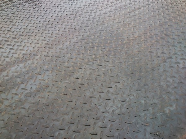 Лист н/ж 304 1,0 (1,0х2,0) рифл 2В