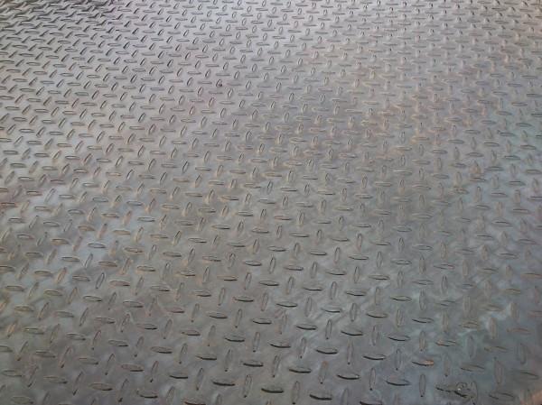 Лист н/ж 304 1,0 (1,0х2,0) рифл BA PVC