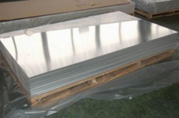 Лист н/ж 430 0,8 (1,0х2,0) BA PVC