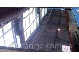 Фото  1 Лист нержавеющий AISI 430 0,5Х1000Х2000 мм 2B+PVC полированый, матовый, шлифованный от 0.4 мм до 10 мм 2197096