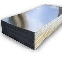 лист нержавеющий технический AISI 430 12Х17 0,8мм 0,8х1250х2500мм зеркальный без плёнки