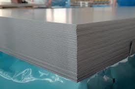 лист нержавеющий 1мм 1*1000*2000 1х1000х2000 технический AISI 430 12Х17 матовый в плёнке магнитный