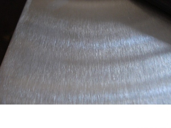 лист нержавеющий технический AISI 430 12Х17 1мм 1х1000х2000мм 1*1000*2000 шлифованный в плёнке сатинированный