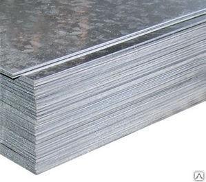 Лист оцинкованный 0,3мм , 0,4мм , 1,5мм