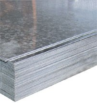 Лист оцинкованный 0,5х1000х2000