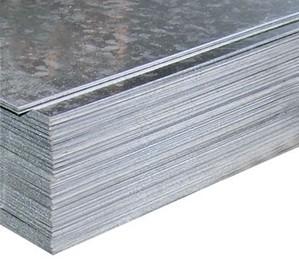 Лист оцинкованный 0,5мм (1250х2500)