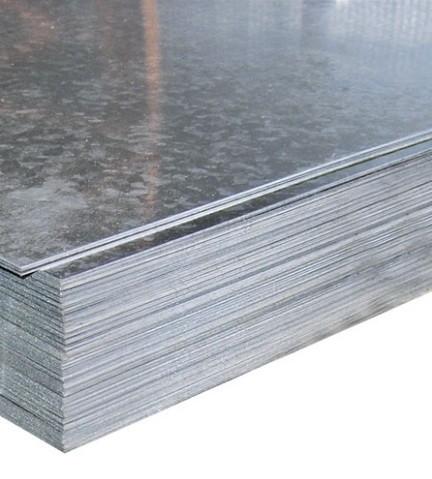 Лист оцинкованный 1000х2000 (шт. ) 0,38 мм