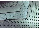 Фото 1 Лист перфорированный алюминий 1 2 3 0,8 и 0,75 мм перфолист 339202