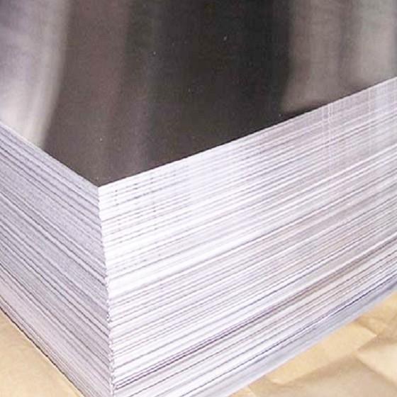 Лист рифлений 4,0х1250х6000 мм; ст. 3пс