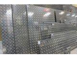 Фото  1 Лист рифленый алюминиевый 4.0 мм 1000х2000 мм 2072992