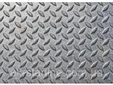 Фото  1 Лист рифленый стальной, 1250х6000х5 мм 2194406