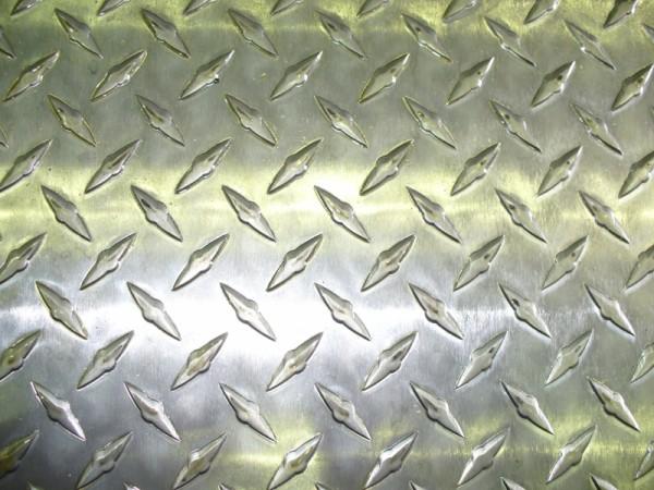 лист рифленый стальной и алюминиеый в ассортименте