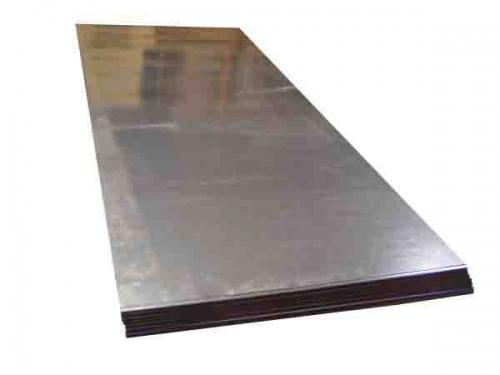 Лист стальной оцинкованный Гост-14918-80 сталь 0,8ПС толщина 0,55мм размер 1000х2000