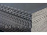 Лист стальной в ассортименте от ООО Стил Груп Киев - Steel Group