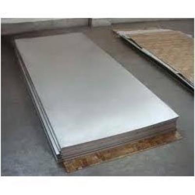 Лист титановый ВТ1-0 размер 54х1000х2000 мм