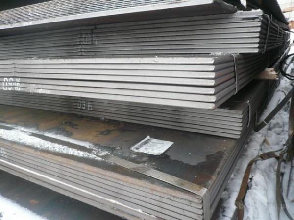Лист толщ. 20 мм сталь 10ХСНД размер 2500х12000 мм