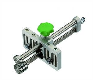 Листогиб ручной роликовый с 2-мя опорными роликами Глубина 200мм