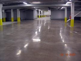 Литиевая защита бетонных полов, обеспыливание Pentra. (расход 1л - 1о-14 м кв).