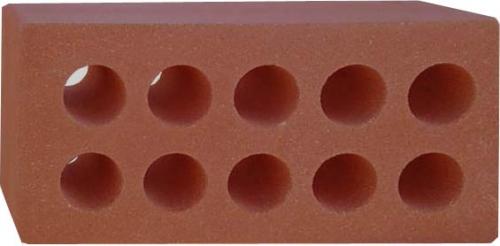 Литос-облицовочный кирпич-Стандартный (Гладкий, Скала, Колотый)