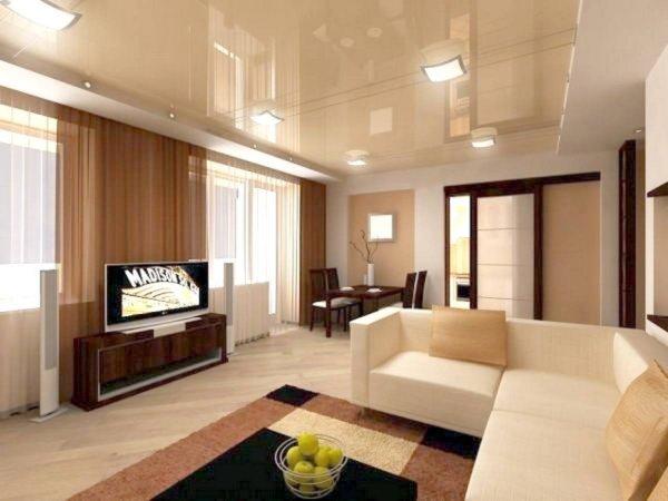Фото 2 Натяжные потолки от студии интерьерных решений Adele 335968