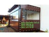 Фото 2 Мягкие окна: Шторы для беседок и веранд, террас, летних кафе, дачи 327638