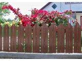 Фото 7 Евроштакетный металлический забор 321354
