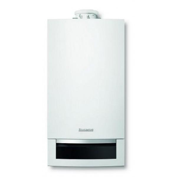 Logamax plus GB042 – 22 / 22 кВт настенный конденсационный котел для отопления и работы с бойлером нагрева горячей воды