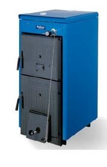 Logano G 211/40 кВт чугунный твердотопливный напольный котел для отопления