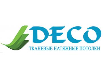 DECO Тканевые натяжные потолки