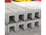 Лоток железобетонный водоотводный Л1-8/2 3000х420х360 мм
