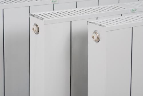 LOZA радиатор стальной секционный, боковое подключение, тип 22