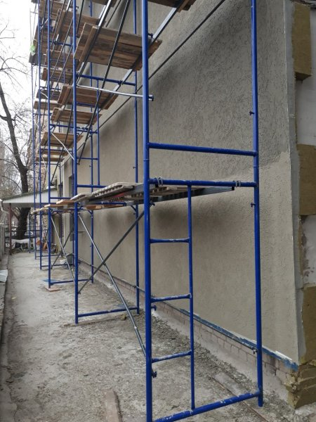 Фото 2 Риштування будівельне рамне 328099
