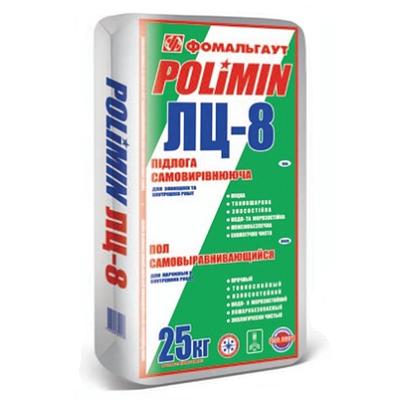 ЛЦ-4 пол самовыравнивающийся универсальный Полимин Polimin.