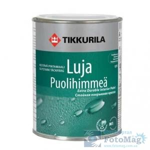 Luja* полуматовая (Латексная краска с противоплесневыми компонентами)
