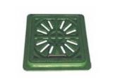 Фото  1 Люк мини пластмасовый решетка 300х300 1941979